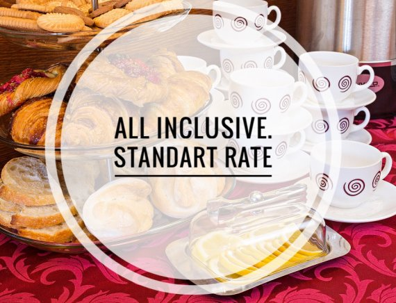 All inclusive standard rate